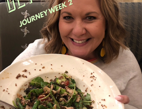 Get Real Journey – week 2
