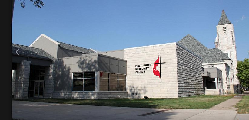 First United Methodist Church, Cedar Falls, IA